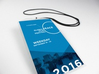 Global Peace Film Festival Weekday Pass
