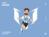 Messi-character