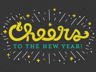 Cheers to 2014!