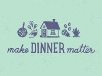 Make Dinner Matter unused concept