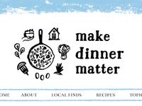 Make Dinner Matter update