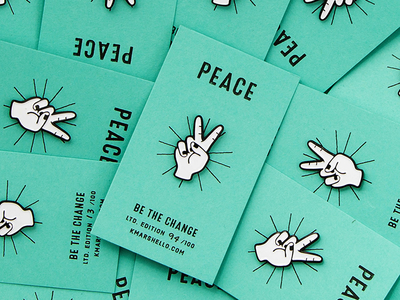 Peace Pins lapel pins quirky kindness illustration icon hand drawn handmade branding product design enamel pins peace personal work