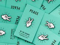 Peace Pins