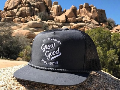 GrowGood hat