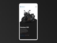 Dominar 200 - Bike Preview