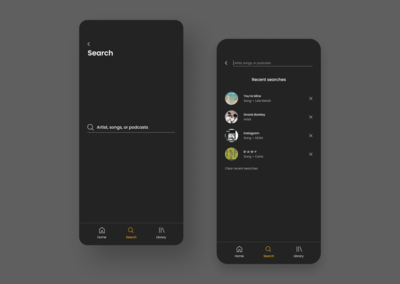 Daily UI Challenge #022 - Search