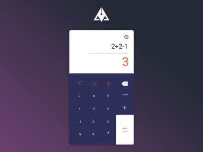 Calculator UI Design
