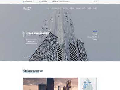 FIU website ui ux