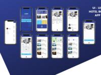 hotel ui-ux book app