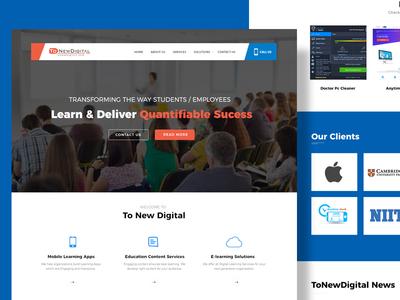 Website Redesign Solution
