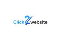 Click2Website Logo