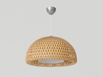 Boja Pendant Lamp 3D Model