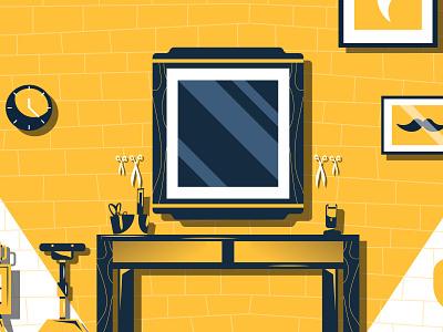 Barber Shop Cover design cartooning vector vector design illustrator vector download freebie illustration facebook cover digital art free vector vector illustration free illustration barber shop illustration barber shop barber