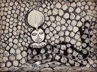 onion woman