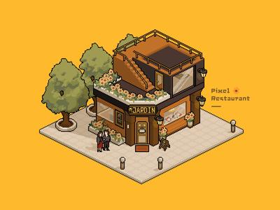 Pixel Restaurant