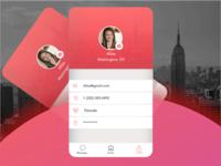 Profile Ui Mobileapp