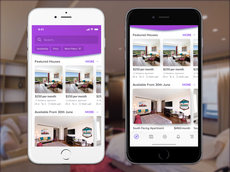 Find My Home myhome search house find apartment find hotel mobile app