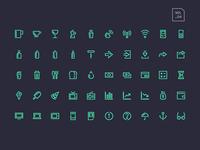 Strokegap Icons 4