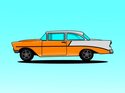 Chevrolet 210 in 1955
