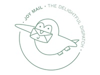 Joy Mail Logo Mark