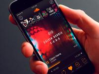 Soundcloud App for iOS