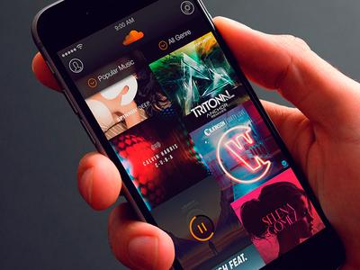 Explore the Soundcloud