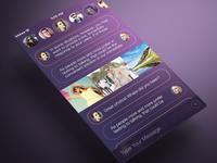 Minimal iOS Chat App