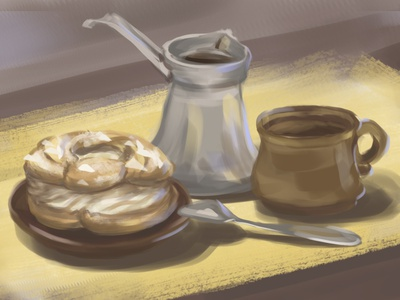 Still nature material study. painting food and drink food illustration food study photoshop design art sketch drawing illustration