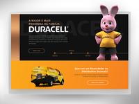 Website Duracell Automotive Batteries