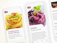 Wifa Ingredients - Website
