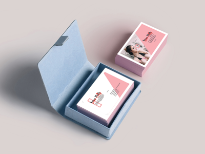 Classy Business Cards - Bee Flirty