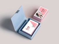 Classy Business Cards - Bee Flirty