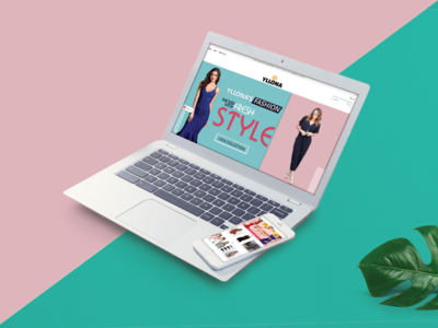 Yllona Fashion - Shopify Store product catalog web design colors design ecommerce theme design shopify theme web design agency branding