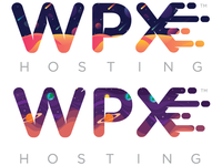 WPX Letter Logo Versions