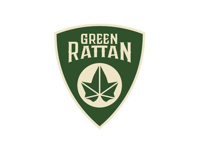 Green rattan primary logo ratel mellivora capensis honey badger green rattan sportslogo basketball logo basketball