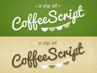 Sip of CoffeeScript