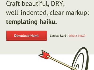 Haiku about haikus haml orangered arrow