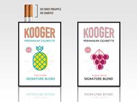 Kooger - Cigarette For Kids