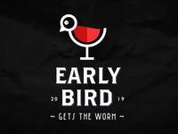 Early Bird Logo Design