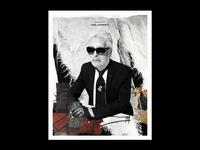 RIP Lagerfeld