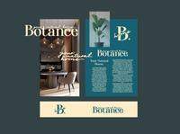 Botance Branding Apartments