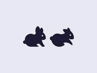 Rabbit Mark x2