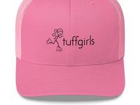 TUFFGIRLS Rollerderby Trucker Hat