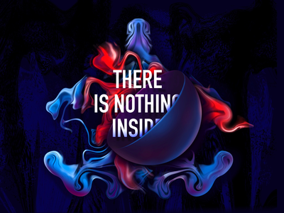 There is nothing inside