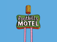 Foothills Motel - Auburn, CA