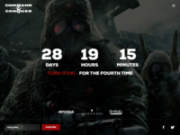 Countdown Timer   Daily UI #014
