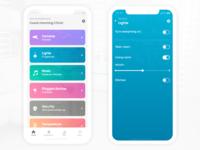 Home Monitoring Dashboard   Daily UI #021