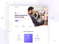 Agency multipurpose HTML template