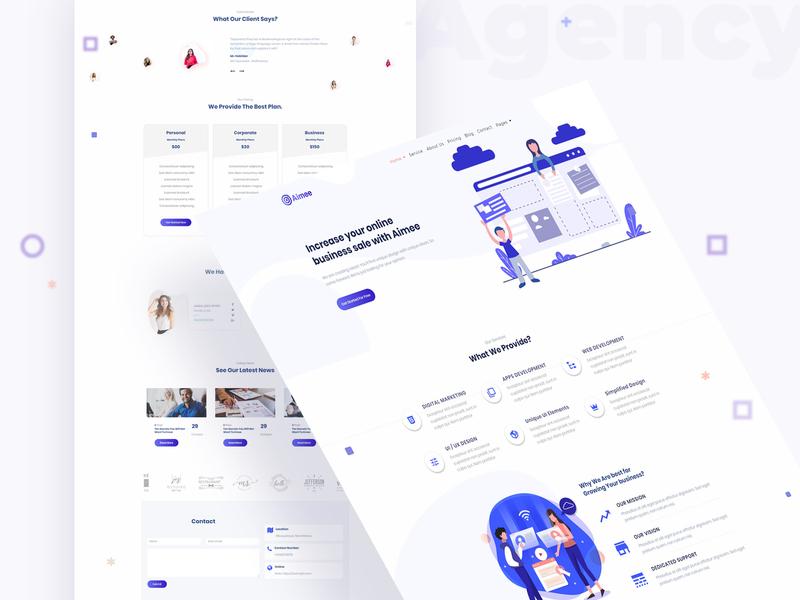 SEO Digital agency landing page business app landing page landing page homepage agency digital agency seo