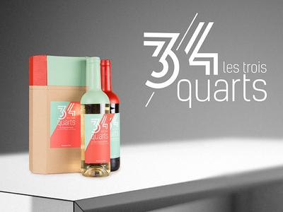 Wine Design - 3/4